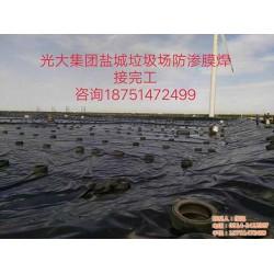 华创工程(图)_1.2厚高密度聚乙烯土工膜价格