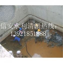 威海市清淤工程公司水下吹填清淤