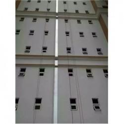 河南金属盖板型内墙变形缝(伸缩缝