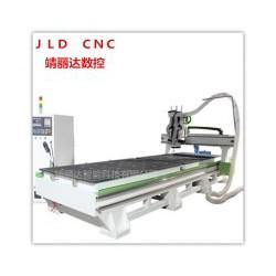 售卖数控双工位开料机定制衣柜生产线数控开