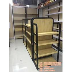 木质货架,宏昌货架,木质货架直销