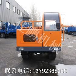 2吨山上履带式运输车 农用稻田履带运输车
