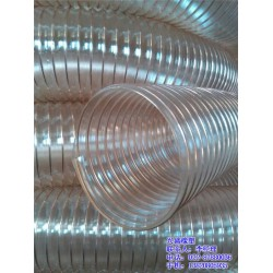 钢丝通风管价格、高温吸尘风管选兴盛、丹东
