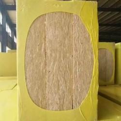 河北外墙保温岩棉保温板厂家铝箔吸音憎水岩棉板