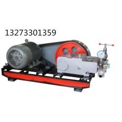 眉山电动试压泵的工作原理和开停操作