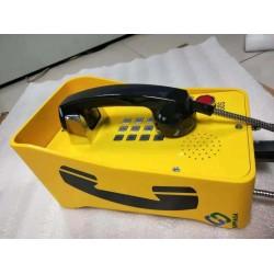 矿用ip电话机 sip防水防尘电话机 工业抗噪电话机