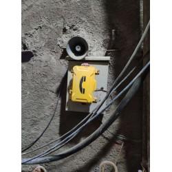 免拨号扩音对讲电话机 火电厂输煤广播对讲话机 对讲电话机