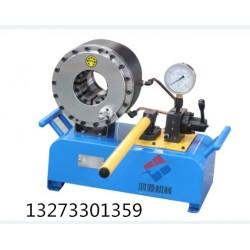 攀枝花供应鸿源机械手动锁管机,锁管机维护与指导