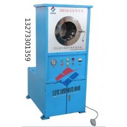辽阳扣压机设备,自动锁管机设备使用说明